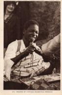 PARIS 1931  - Exposition Coloniale - Indigéne De L'Afrique Occidentale Française - Exhibitions