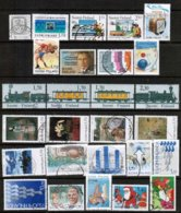 1987 Finland Complete Year Set Used. - Finland