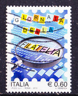 Italia 2010- Filatelia-Usato - 2001-10: Oblitérés