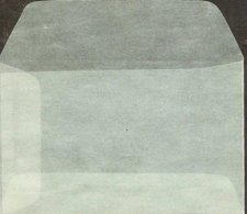CERES - ENVELOPPES CRISTAL 57x100 Mm (Réf. CRI N°3) - Buste Trasparenti