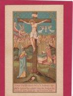 Neogotische Devotieprent - Devotion Images