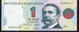 ARGENTINA P339b 1 PESO 1992 Serie C UNC. - Argentina