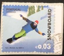 Portugal Used 2016 Extreme Sports Snowboard - Usado