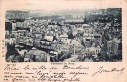 Mons - Panorama De Mons - D.V.D. N° 5147 - Mons