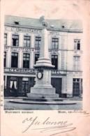 Mons - Monument Houzeau - D.V.D. N° 5124 - Mons