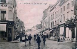 Namur - Edit. Van Den Heuvel - La Rue De L' Ange - N°54 - Namen