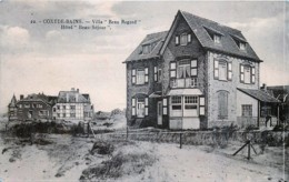Coxyde - Villas : Beau-Regard - Hôtel Beau-Séjour - Koksijde