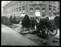 Original Photograph - Cable Laying, C.1930s -  (U.K.) (21x 16cm) - Foto