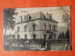 Eloyes 1907 Annexe De L'Hôtel Ravon - Remiremont