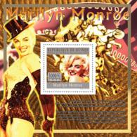 Guinea 2010 MNH - Marilyn Monroe. YT 1097, Mi 7358/BL1806 - Guinea (1958-...)