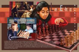 Guinea 2010 MNH - Passion Of Chess (Benjamin Franklin). YT 1102, Mi 7465/BL1817 - Guinee (1958-...)