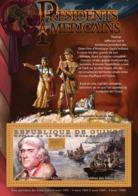 Guinea 2010 MNH -The Presidents Of USA- Thomas Jefferson (1743-1826). YT 1158, Mi 7933/BL1877 - Guinée (1958-...)