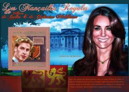 Guinea 2010 MNH - The Royal Engagement - Prince William & Kate Middleton (Buckingham Palace). YT 1217, Mi 7978 - Guinea (1958-...)