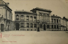 Leuven - Louvain // Institut De Bacteriologie Ca 1900 Ed. Sugg - Leuven