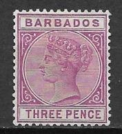 Barbados 1882 - Barbados (...-1966)