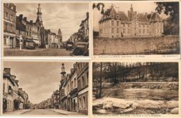 LOT DE 160 CARTES DE FRANCE - Toutes Les Cartes Sont Scannées - Petit Format - - Cartes Postales