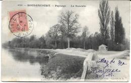 Houdancourt:Paysage.La Bascule - Francia
