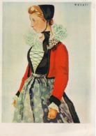 VALLE D'AOSTA-COURMAYEUR-COSTUME - Costumes