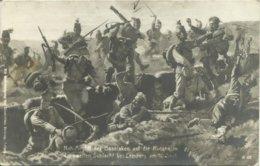 AK 1. Weltkrieg Lemberg / Lwiw - Angriff Bosniaken Auf Russen 10.09.1914 #111 - Oorlog 1914-18