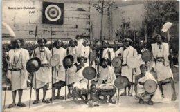 AFRIQUE --  SOMALIE -- Guerriers Dunkali - Somalie