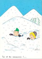 CPM - HUMOUR - Toi Et Tes Raccourcis - Illustrateur Sic - Humor