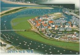 Calvados :  DIVES  Sur  MER : Vues - Dives