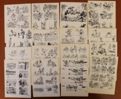 Bidstrup Met Les Caricatures Au Danemark Propres - Dänemark