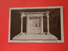 ALLEMAGNE  Saxe-Anhalt  Quedlinburg  Maquette Du Monument Aux Morts - Quedlinburg