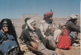 Tribesmen , Yemen - Yemen
