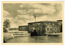 Nationaal Gedenkteken Van Het Fort Van Breendonk, Algemeen Gezicht En Ingang (pk63016) - Puurs
