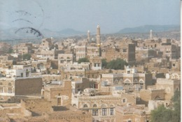 Sanaa General View , Yemen - Yemen