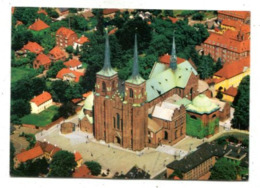 DENMARK - AK 363808 Roskilde Cathedral - Dinamarca