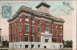 Canada Manitoba Winnipeg St. Saint Boniface Old Postcard (In Good Condition) - Winnipeg