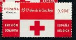 Espagne 2003  Nobel Red Cross Croix Rouge   MNH - Prix Nobel