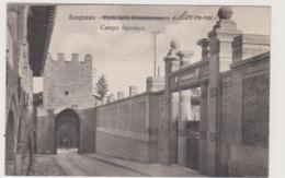 San Ginesio (MC) Campo Sportivo Pro Patria (con Errore Tipografico) - F.p. - Anni '1930 - Macerata
