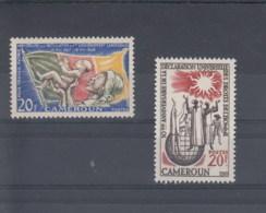 Kamerun Michel Cat.No. Mnh/** 317/318 - Cameroun (1960-...)