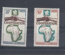 Kamerun Michel Cat.No. Mnh/** 415/416 - Cameroun (1960-...)