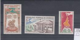 Kamerun Michel Cat.No. Mnh/** 430/432 - Cameroun (1960-...)
