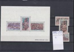 Kamerun Michel Cat.No. Mnh/**  700/702 + Sheet 9 Olympia - Cameroon (1960-...)