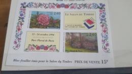 LOT 476029 TIMBRE DE FRANCE NEUF** LUXE NON DENTELE N°15a RARE - Blocks & Kleinbögen