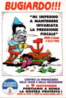 Aleanza Nazzionale 1996 - Satira