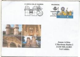 VALENCIA  CC CON MAT PRIMER DIA VALENCIA 12 MESES 12 SELLOS FRUTA FRUIT  NARANJA ORANGE - 1931-Hoy: 2ª República - ... Juan Carlos I