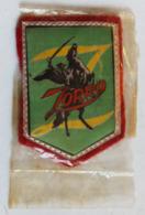 écusson Ancien Zorro - Ecussons Tissu