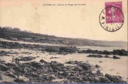 29 LOCMARIA-PLOUZANE PORSMILIN Grève Et Plage De Porthez - Animée - France