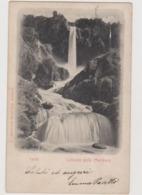 Terni (TR), Cascata Delle Marmore  - F.p.- Anni '1900 - Terni