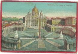 Roma - S. Pietro E Vaticano - San Pietro