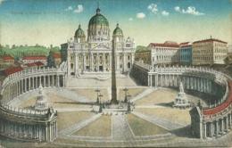 Roma - Piazza Di S. Pietro - San Pietro