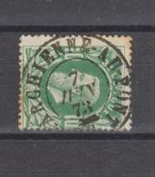 COB 30 Oblitération Centrale Double Cercle MARCHIENNE-AU-PONT +4 - 1869-1883 Léopold II