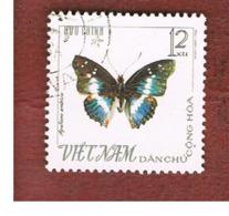 NORTH VIETNAM - SG N405  -     1965  BUTTERFLIES:  APATURA ANIBICA        -  USED - Vietnam