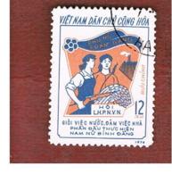 NORTH VIETNAM - SG N770  -     1974 WOMEN MOVEMENT      -  USED - Vietnam